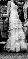 Robe modele Londres Yolan Cris - Occasion du Mariage