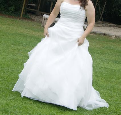 Robe de mariée Riyad Point Mariage - Loiret