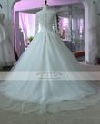 Robe de Mariée Neuf avec Voile  - Occasion du Mariage