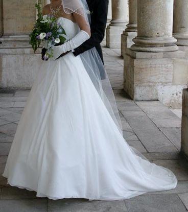 Robe de mariée pas cher créateur Lise St Germain 2012 - Occasion du ...