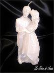 Superbes bougies de mariage - Occasion du Mariage