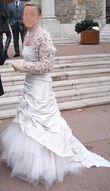 Robe de mariée Linéa Raffaéli T42 - Occasion du Mariage