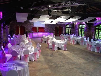 decoration salle mariage clermont ferrand
