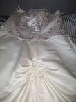 robe de mariée taille 56/58 - Occasion du Mariage