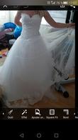 Robe de mariée neuve jamais portée - Occasion du Mariage