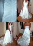 belle robe de mariée blanche taille 42 - Occasion du Mariage