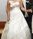 Robe de mariée moderne - Occasion du Mariage