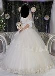 Robe de mariée bustier en dentelle - Occasion du Mariage