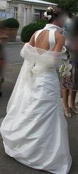 Robe de mariée Marylise blanc cassé - Occasion du Mariage