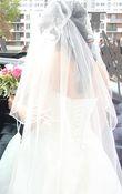 Robe de mariée écrue, taille 38 à 42/44 - Occasion du Mariage