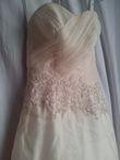 Sublime robe de mariée Lise St Germain T 38/40 - Occasion du Mariage