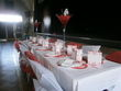 vase martini  - Occasion du Mariage