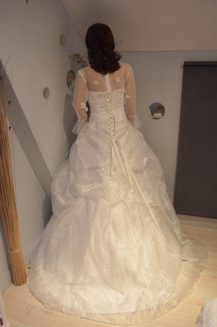 Robe de mariée jamais portée - robes mariée occasion originales pas cher - Annonces gratuites de robes de mariée pas cher et costumes de mariage occasion pas cher - Occasion du Mariage