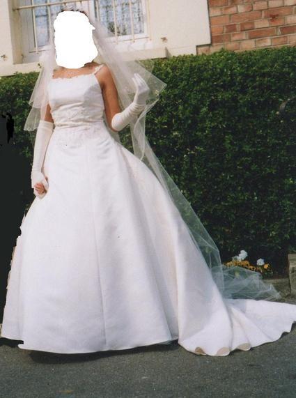 Robe de mariée Pronuptia doccasion pas cher en 2013