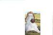 robe de mariée avec borderie fait main - Occasion du Mariage