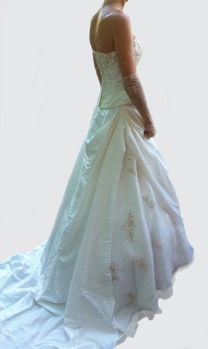 Robe De Mariee Pas Cher De Chez Tati Mariage