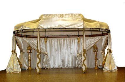 Location de décoration de salle de mariage oriental