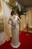 Magnifique robe orientale, henne - Occasion du Mariage