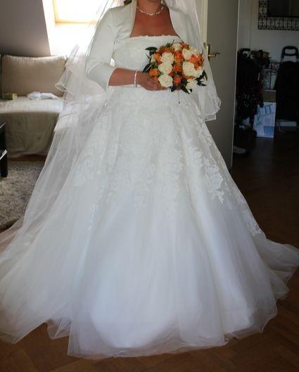 Robe De Mariée White One Modèle Triana Doccasion