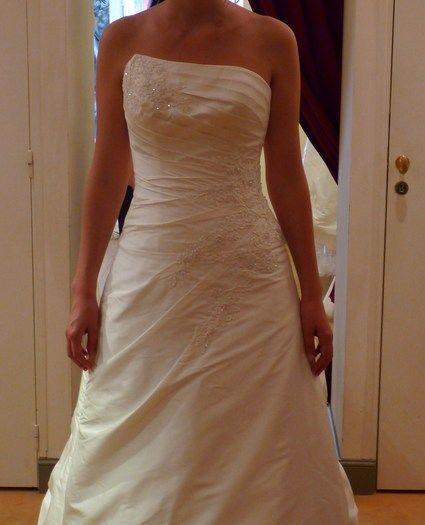 Robe de mariée en soie sauvage - Nord