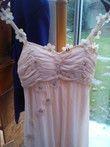 Robe de mariée fluide à petites fleurs - Occasion du Mariage