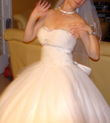 Magnifique robe de mariée princesse - Occasion du Mariage