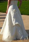 Robe de mariée ivoire t 42-44 modèle Sigale de chez Point Mariage - Occasion du Mariage