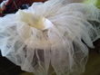 robe de mariee bustier grande taille + jupon  - Occasion du Mariage