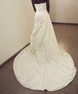 Robe de mariée créée à Montréal - Occasion du Mariage