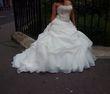 Robe de mariée Gérald joyce 38 - Occasion du Mariage