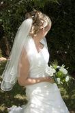 Voile de mariée 150 cm - Occasion du Mariage