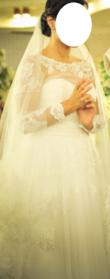 robe de mariée CYMBELINE modèle IMELDA collection 2015 - Occasion du Mariage
