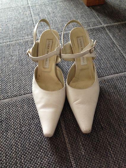c243830b265e5c Chaussures de mariée Linea Raffaelli d'occasion à Annemasse