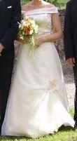 Robe de mariee alexis mariage - Occasion du Mariage