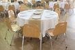 17 Chemins de table en toile de jute - Occasion du Mariage
