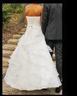 Robe de Mariée et Boléro Taille 36 - Occasion du Mariage