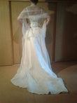 Robe de mariée corset avec traine jamais portée taille 38 - Occasion du Mariage