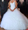 Robe Blanche de créatrice - Occasion du Mariage