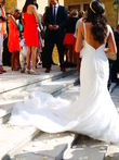 Robe de mariée 2014 Pronovias Lary 36 - Occasion du Mariage