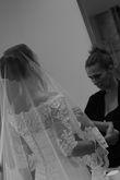 Robe de mariee et son voile - Occasion du Mariage