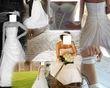 robe de mariée unique et accesoires - Occasion du Mariage