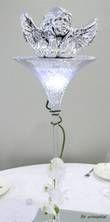 12 Vases martini 70 cm = forfait 6 euros par vase  - Occasion du Mariage