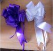 Fleurs en papier violettes et blanches - Occasion du Mariage
