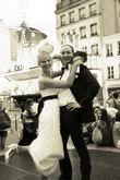 Robe vintage - Occasion du Mariage