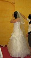 Robe de Mariée Bella Paris Taille 44 - Occasion du Mariage