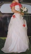 Robe de créatrice Elsa Gary T38 - Occasion du Mariage