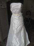 robe de mariée T42 Linéa Raffaelli - Occasion du Mariage