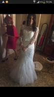 Robe de mariée fourreau sirene Pronovias  - Occasion du Mariage