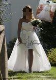 Robe de mariée 2en1 grande taille -jamais portée- - Occasion du Mariage