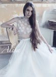 Robe de mariée Kendall, creation Alisa 2016 neuve - Occasion du Mariage